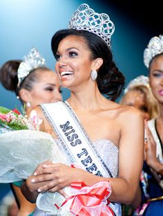 Logan West is Miss Teen USA! Check out her reaction to winning here: http://www.seventeen.com/fashion/blog/logan-west-miss-teen-usa-2012#