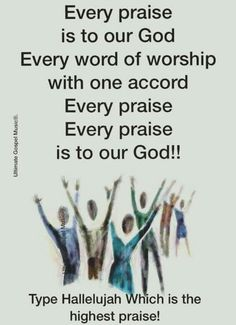 Good morning #BeautifulWorld #SexyWorld have a phenomenal blessed day!   Hallelujah every praise is to our God!