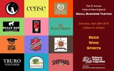 Come Join us for our 3rd annual - Small Business Tasting We will be featuring Beer, Wine & Liquor from around the New England area. Location: 600 South St. West, Raynham, MA #Event #Seminar #Wine #Beer #Spirits #Scotch #Whiskey #Tasting #Debucas #DebucasWineandLiquors #Raynham #Massachusetts