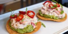 From Morimoto sushi to David Chang's fried chicken sandwich, there plenty of reasons to head to Arthur Ashe Stadium besides world-class tennis. Fried Chicken Sandwich, Good Foods To Eat, Us Open, Avocado Toast, Sushi, Fries, Tennis, Sandwiches, Good Things