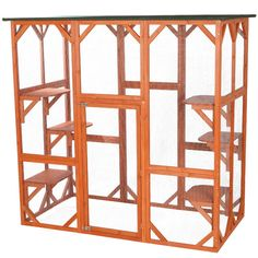 Trixie Pet Products Cat Cage with Door
