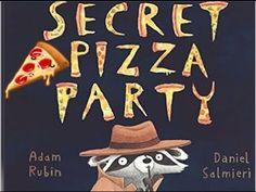 YOU DECIDE | Children's Book - SECRET PIZZA PARTY | #Pizzagate