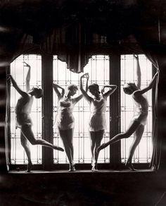 1930 dancers