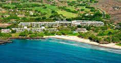 HAWAII-THE BIG ISLAND Hapuna Beach Prince Hotel