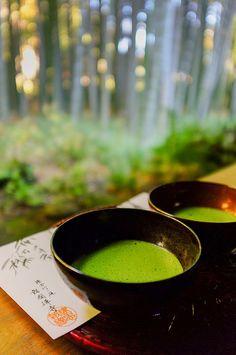 macha tea