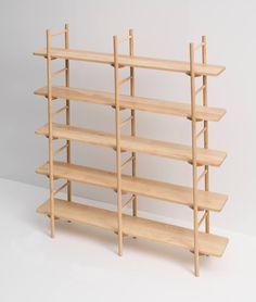 Furnishing Utopia — Studio Tolvanen Workshop, Shelves, Design, Home Decor, Minimalist Furniture, Shelving, Homemade Home Decor, Atelier, Shop Class