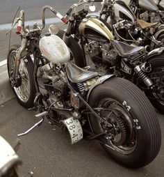 Fancy - Harley Bobbers Jap style