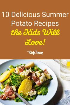 10 Sensational Summer Potato Recipes the Kids will Love Humble Potato, Al Fresco Dining, Nutritious Meals, Potato Recipes, Summer Recipes, Family Meals, Dinners, Potatoes, Favorite Recipes