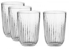 Kähler Design Hammershøi Glas 40 cl 4 Stk.