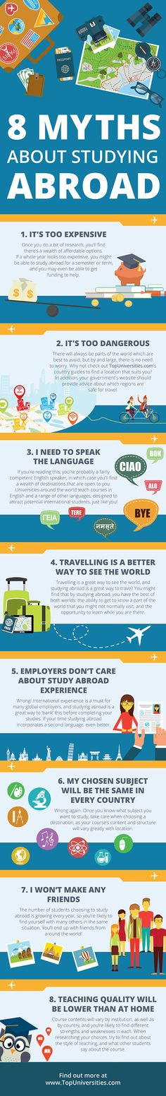 Studying abroad is a great way to see the world. However, travelling across the…