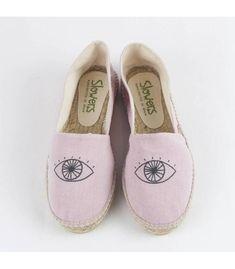 Medea Rosa Claro Espadrilles, Flats, Shoes, Fashion, Templates, Zapatos, Needlepoint, Women, Fashion Ideas