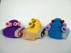 Crochet Pattern  BATTLE TANK  Toys  PDF  00430 par skymagenta