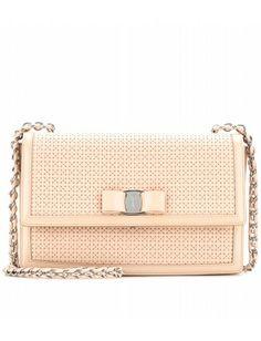 Salvatore Ferragamo bag<3 I WANT THIS!
