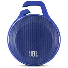 JBL Clip Portable Bluetooth Speaker With Mic - #Blue | PCRichard.com | JBLCLIPBLU