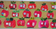 Omenan kuoressa on reikä. Jos siihen painaa korvansa kiinni ja kuuntelee tarkasti, voi veden ja tuulen ääniltä ... Art Lessons, Crafts For Kids, Anna, Crafty, Holiday Decor, Color Art Lessons, Crafts For Children, Kids Arts And Crafts, Art Education