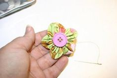 Spring Sewing ~ Flower Power Contest & Flower Tutorials | Sew Mama Sew | Outstanding sewing, quilting, and needlework tutorials since 2005.
