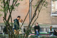 ArtBoom Festival 2015 PRZYZBA, Grupa Centrala, Małgorzata Kuciewicz, Simone de lacobis Koordynacja: Małgorzata Gołębiewska Fot. Michał Ramus, www.michalramus.com