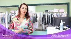 SCALLA LAVANDERIA  EXPRESS DELIVERY COMODIDADE QUALIDADE - ROSANA SCOTT ...