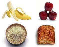dieta brat para trastornos intestinales