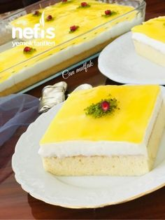Easy Cake Recipes - New ideas Apple Pie Bites, Light Snacks, Turkish Recipes, Sweet Desserts, Catering, Cheesecake, Food And Drink, Yummy Food, Delicious Recipes
