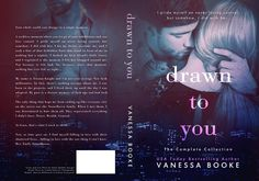 ~ Cover Reveal ~ Drawn to you by Vanessa Brooke Romance Add the Series to your Goodreads: https://www.goodreads.com/series/98688-millionaire-s-row Photography: Lindee Robinson Photography Models: Andrew Kruczynski & Destiny Mankowski  Click share to spread the cover love!