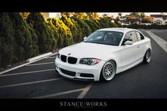 Power & Poise - Antoine Spignardo's 2009 BMW 135i Coupe