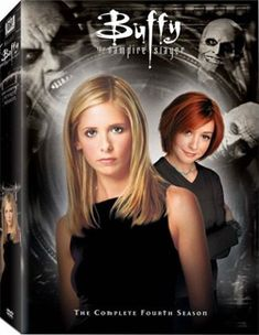Buffy ... It was cheesy but i loved it!