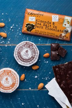 Move aside, Hershey's! These 5 superfood chocolate bars put any old milk chocolate bar to shame.