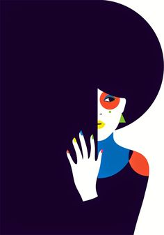 Dear friends, I will share the work of MALIKA FAVRE, an illustrator whom I admire. About the phase . Illustration Pop Art, Art Illustrations, Blog Inspiration, Illustrator, Contour Drawing, Guache, Graphic Design Trends, Drawing Projects, Drawing Artist