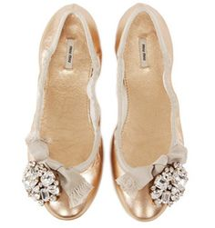 wear comfortable shoes that give some bling to dark wash jeans