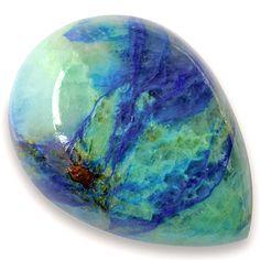 Новый ювелирно-декоративно-поделочный камень Ямболит. - Ярмарка Мастеров - ручная работа, handmade