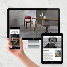 Inizia il percorso di digital empowerment che faremo insieme a #Salvatori, leader mondiale nel design della pietra. Già online il nuovo #website, a breve #social communication e #ecommerce.