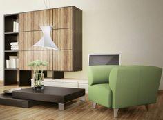 Lampada a sospensione / design originale / da interno / in alluminio TWIST : 5070/5071 by Santiago Sevillano Mantra