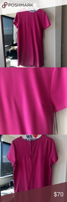 Shop Women's Felicity & Coco Pink size S Mini at a discounted price at Poshmark. Tee Dress, Tees, Mini, Womens Fashion, Closet, Things To Sell, Dresses, Style, Vestidos
