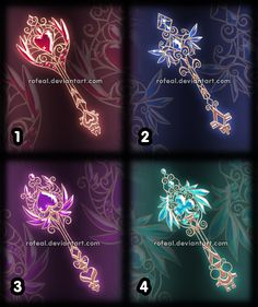 Rofeal on DeviantArt Anime Weapons, Fantasy Weapons, Fantasy Jewelry, Fantasy Art, Elemental Magic, Magical Jewelry, Weapon Concept Art, Magic Art, Anime Outfits