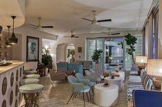 Capri Tiberio Palace portrays the home of a globetrotter on the glamorous island of Capri