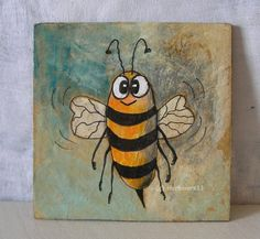 Ebay, Insects, Bees, Painting Art