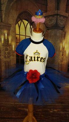 Descendants Eve skirt and headband/clip crown. Descendants costume accessories.  Disney descendants tutu skirt. 6 months - 16 years sz