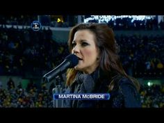 Martina McBride Star Spangled Banner GREATEST LIVE PERFORMANCE National Anthem Independence Day - YouTube Praying For Our Country, Martina Mcbride, Star Spangled Banner, Military Men, National Anthem, American Pride, God Bless America, Dance Music, July 4th