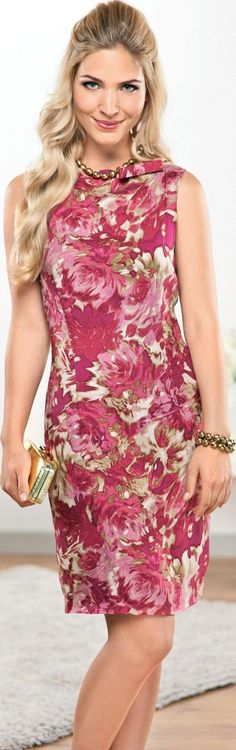 yo elijo coser: Patrón gratis: vestido recto (vuelta a la oficina)