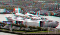 3d Photo, Rotterdam, Ss, Mansions, House Styles, Home, Decor, Decoration, Manor Houses