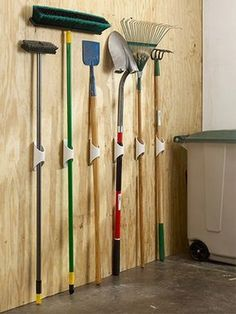 Small Garage Organization- CLICK PIC for Lots of Garage Storage Ideas. 98596432 #garage #garageorganization