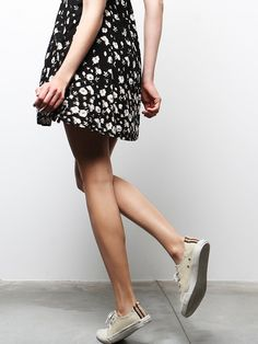 Kim & Zozi Carter Lace Up Sneaker at Free People Clothing Boutique