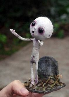 Awesome Paper Mache Creatures Like Never Seen Before (19)