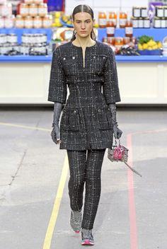 TeeWhy-Hive: Chanel Fall 2014.