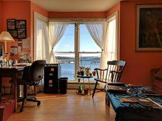 Oceanview office Stonington Maine [4048 x 3036] OC