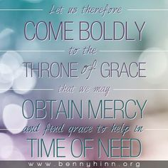 Come boldly