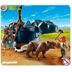 Playmobil 5103 - Bear with Cavemen