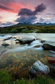 Rondane Area