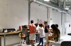 Nuevo Fab Lab IED Madrid Fab Lab, Madrid, Conference Room, Yuri, Workshop, Atelier, Work Shop Garage